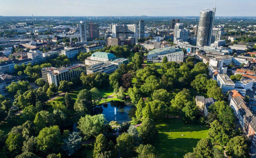Essen grüne Hauptstadt 2017